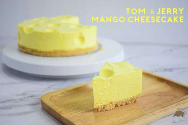 """Mango Cheesecake"", recipes Make a New Year's gift"