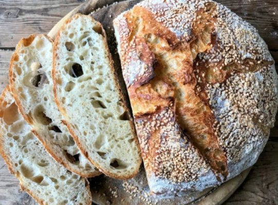 """Sourdough Bread"" Homemade Recipe"