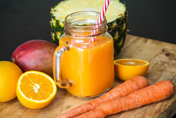 "3""Healthy Vegetable Juice"" Recipes, Beautiful Skin"