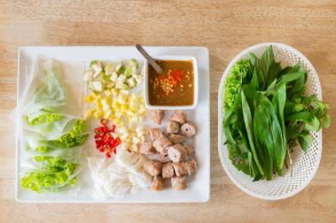 """Namnueng"", Delicious Set Of Vietnamese Recipes"