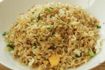 Minced Pork Mama Fried Rice