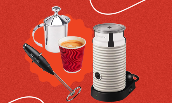 The 10 Best Milk Frothers for Making DIY Café-Style Coffee