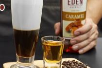 "How to make ""Espresso Jelly Eden Milk"""